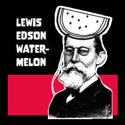 Lewis Edson Watermelon